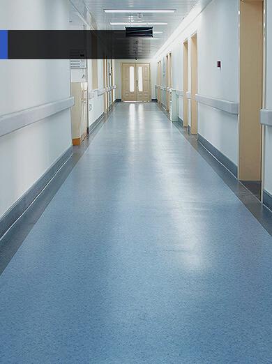 医院PVC地板解决方案
