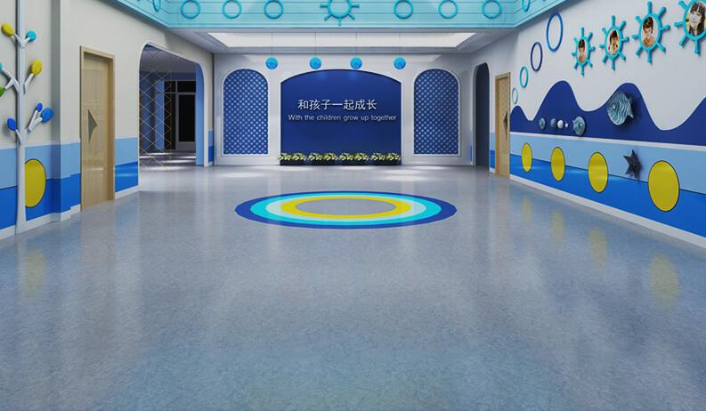学校PVC地板解决方案