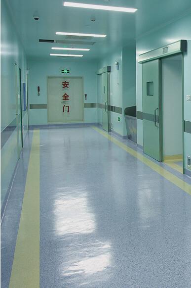 净化车间PVC地板解决方案