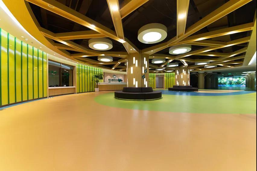 博凯复合地板色彩中国系列9