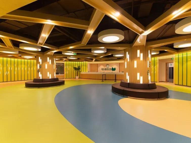 博凯复合地板色彩中国系列7