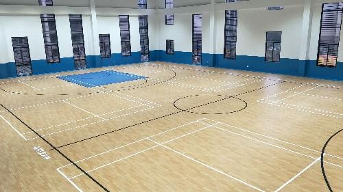 篮球场运动木地板建设标准规范