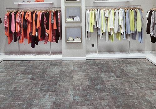 LG多层复合PVC地板