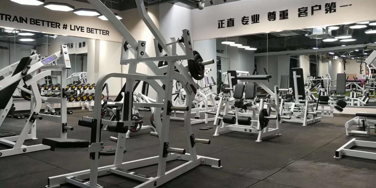 健身房PVC运动地板的优势