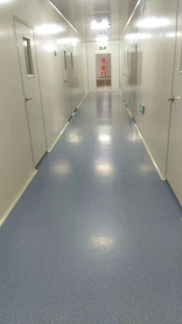 工业橡胶地板的优势