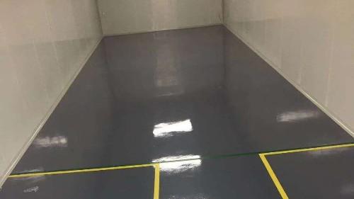 PVC橡胶地板在工业厂房中的优势