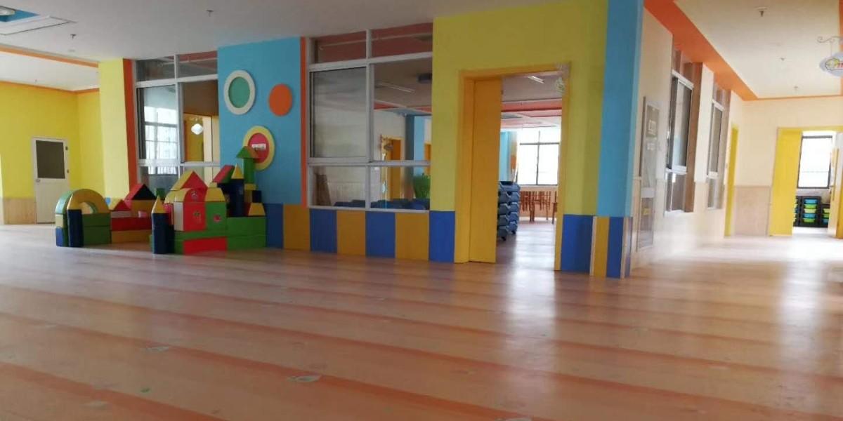卡通图案儿童地板,幼儿园小朋友喜欢