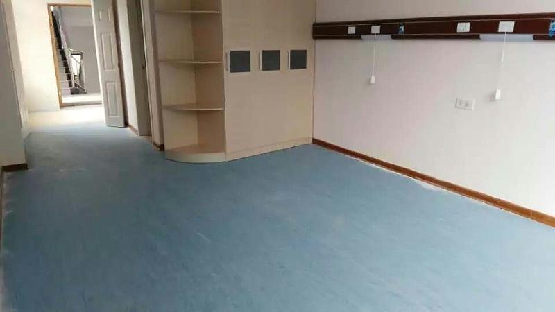 养老机构PVC塑胶地板