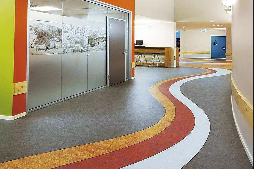 博凯复合地板美丽中国系列案例2
