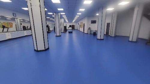 凤城橡塑专利产品-高分子工业地板