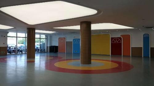 塑胶地板在教学工装领域蓬勃发展