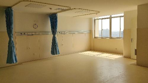 榕兴净化车间铺设凤城橡塑PVC地板
