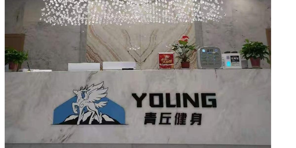 泰州青丘健身房多元化塑胶地板铺设效果展示
