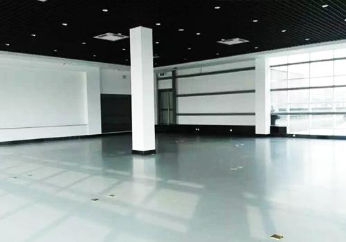 洁福PVC多层复合地板