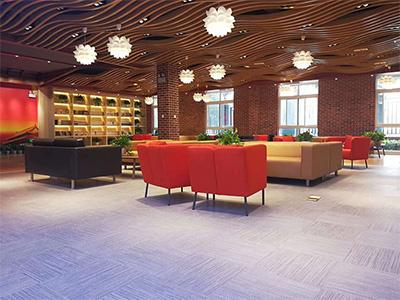 PVC片材复合地板