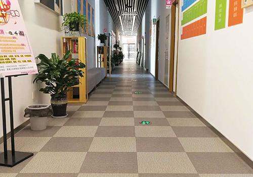 片材PVC地板