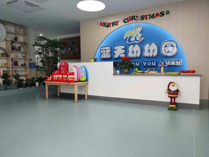 大厅PVC塑胶地板