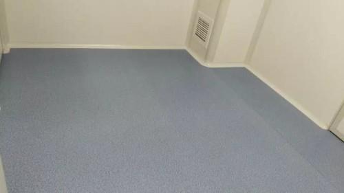 卷材塑胶地板对净化车间的特殊服务