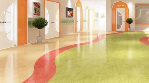PVC地板的好处,凤城橡塑知道