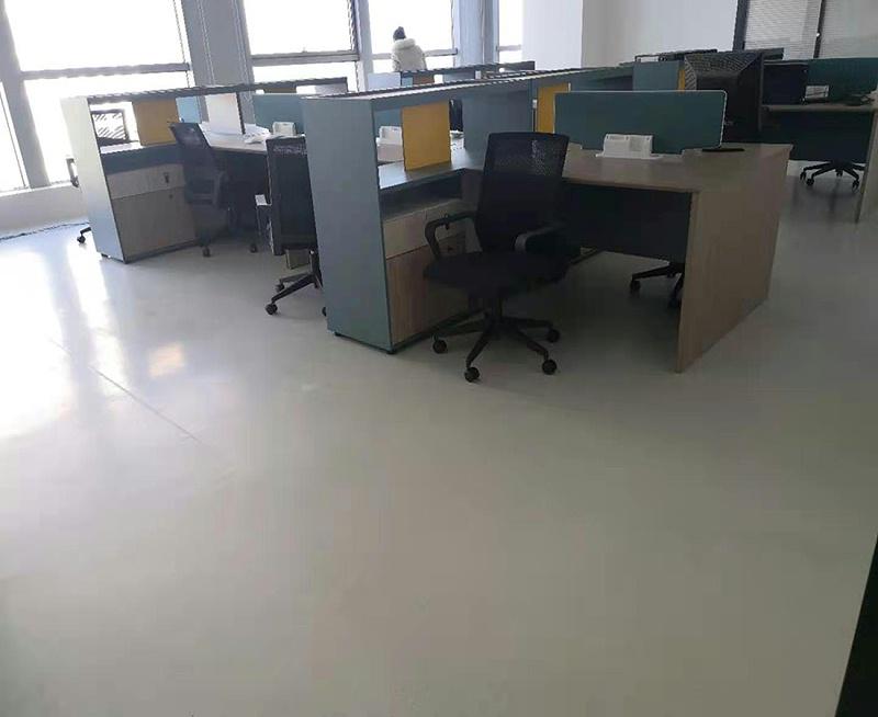 办公区卷材地板