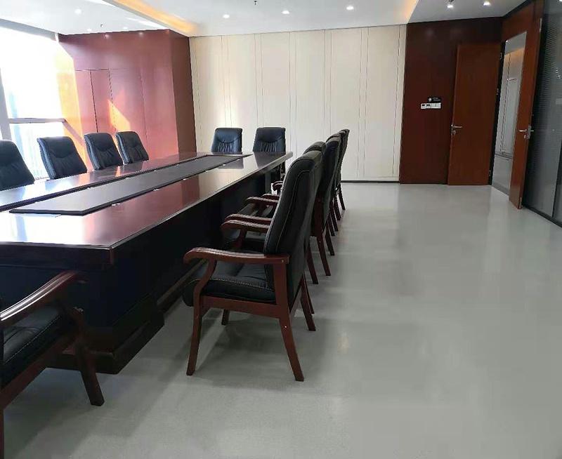 办公室卷材地板