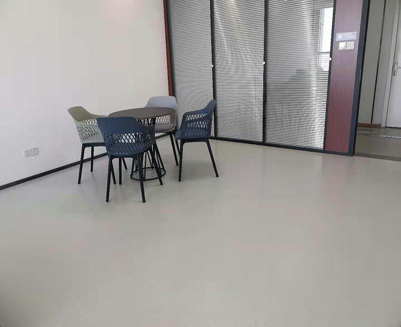 会客区卷材地板