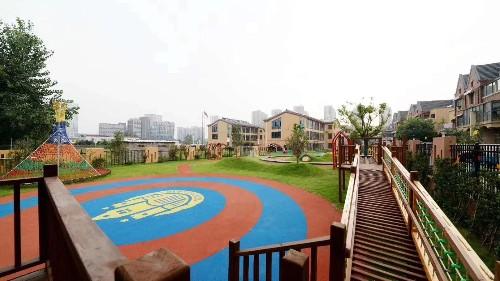 小区公共场地塑胶地垫,给您一个有温度的家