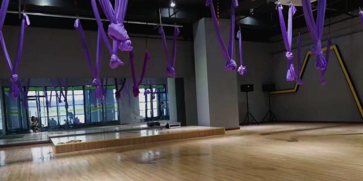 PVC运动地板的厚度决定了应用场所