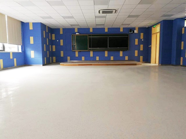 欧宝同质透心PVC地板-爱丁堡