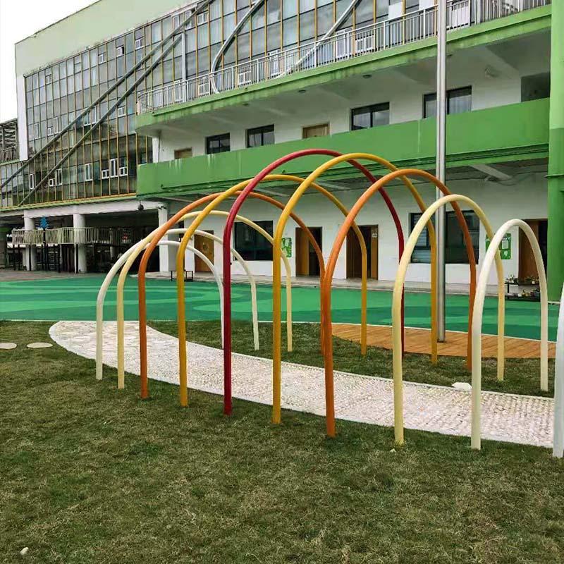 市幼儿园3草坪