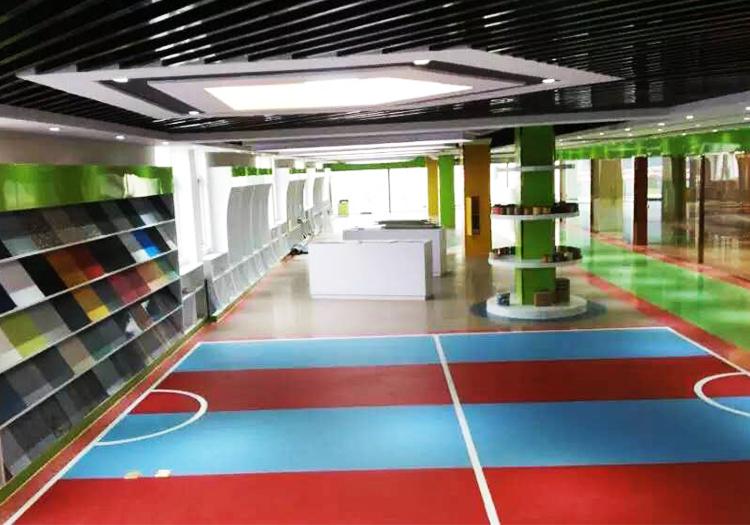 凤城橡塑公司休息室