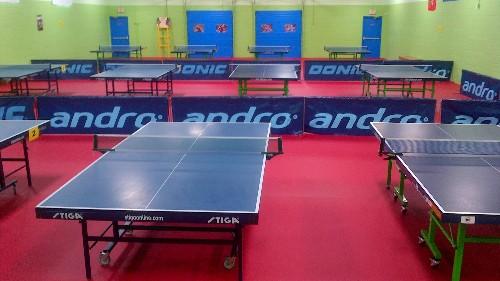乒乓球地板胶标准厚度带来哪些优势