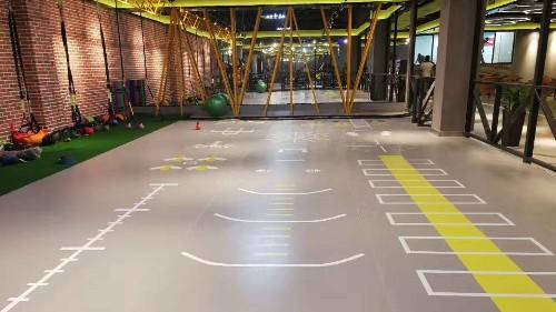 360订制PVC地板花色如何制作