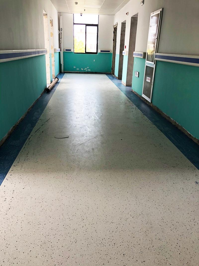 卫生院同质透心地板