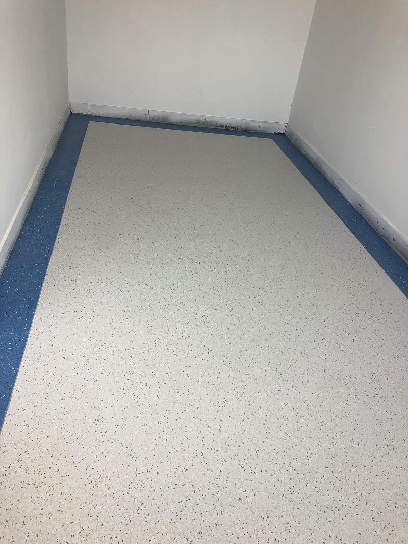 病房同质透心地板