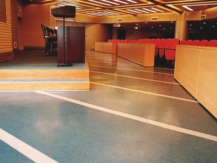 博凯复合塑胶地板梦想中国系列6