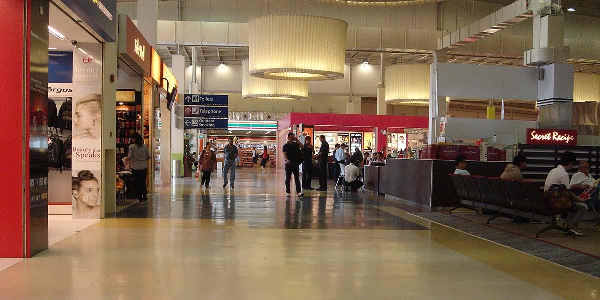 机场PVC地板工程铺设案例