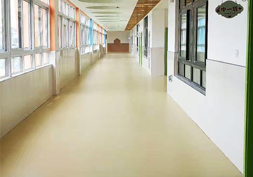 博凯同质透心PVC地板