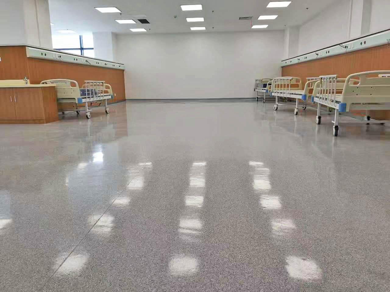 同质透心地板医院用