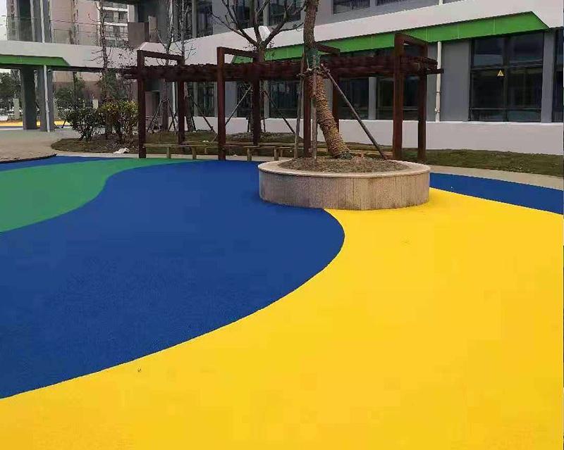 幼儿园塑胶跑道5
