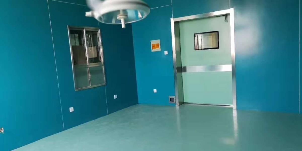 在医用领域中同质透心地板有哪些出色表现呢?