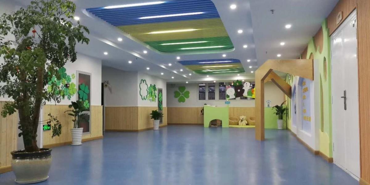 学校地面环境PVC地板如何验收