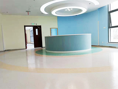 洁福PVC多层复合地板-传递经典