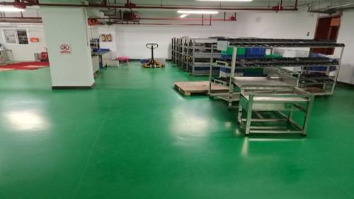 一般厂房地面是什么材料做的,做哪种地面好