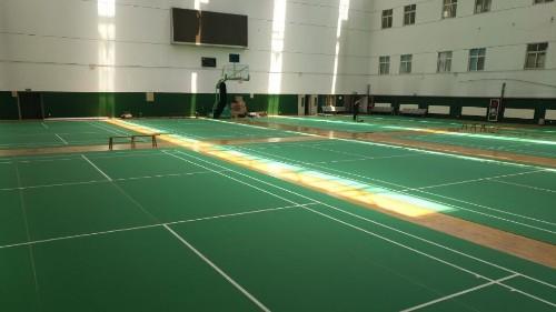 体育馆用PVC地板有哪些优势
