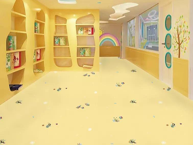博凯复合地板快乐的小蜜蜂系列