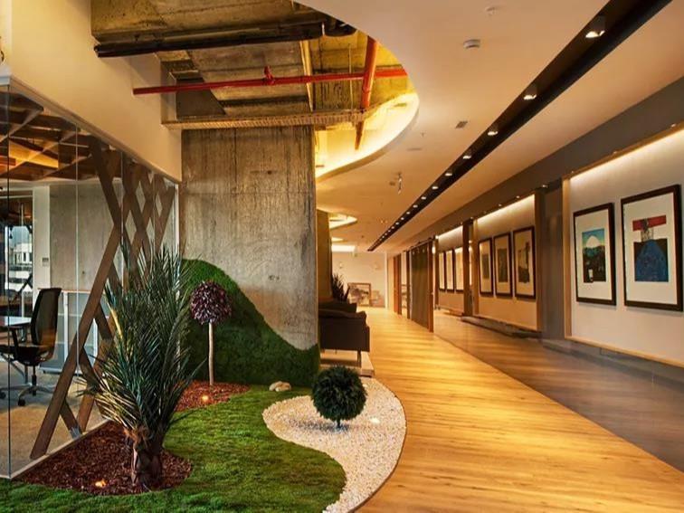 博凯复合地板朗木系列案例1