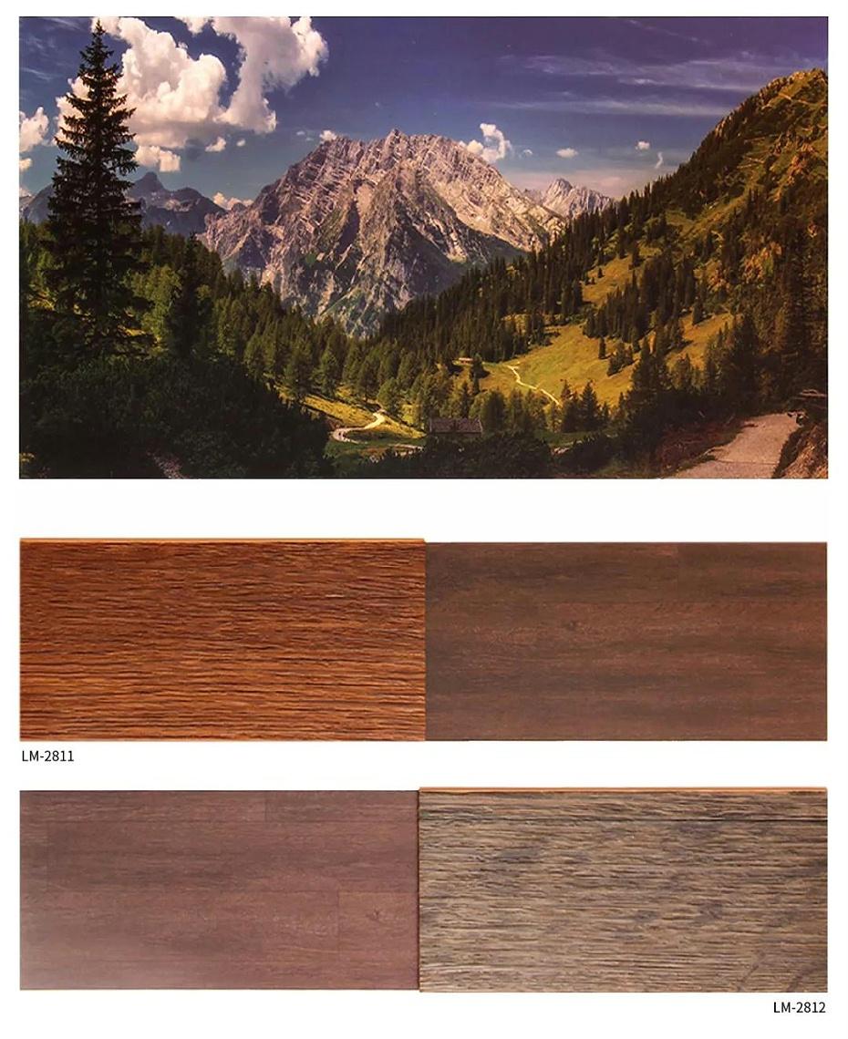 博凯复合地板朗木系列5